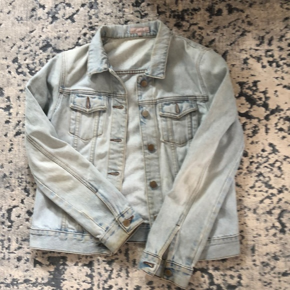 J. Crew denim jean jacket size Small